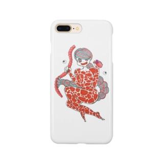 臓物系女子 Smartphone cases