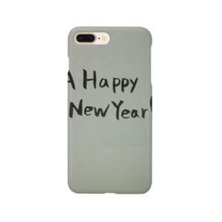 A Happy New Year‼ Smartphone cases