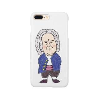 作曲家シリーズ:バッハ Smartphone cases