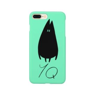 YQみどり Smartphone cases
