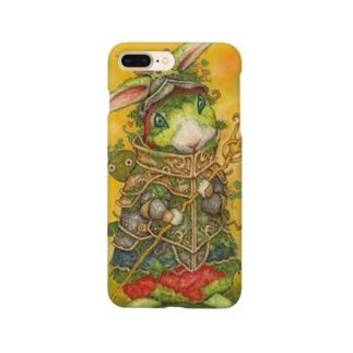 苔むした戦士モゴル Smartphone cases