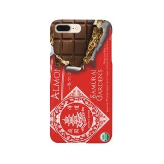 杏仁豆腐チョコバーiphone7/8 Smartphone cases