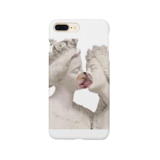 sskkyy467のディープなキッス Smartphone cases