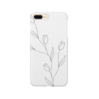 ggotgill(コッキル)のgrow. Smartphone Case