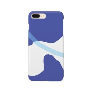 静かなラッパ Smartphone cases