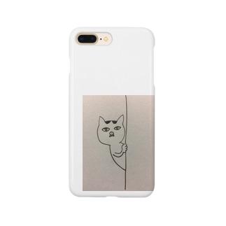 入月裕美子のマロはフレディマーキュリー似 Smartphone cases