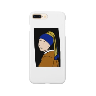 Girl with a Pearl Earring ...?? Smartphone cases