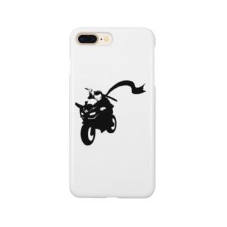 忍者BIKER Smartphone cases