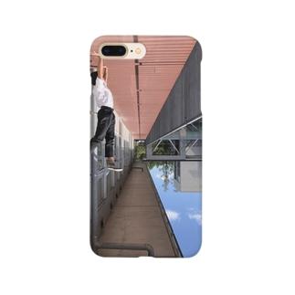 倒立学校 Smartphone cases