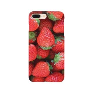 フルーツ いちご🍓 Smartphone cases