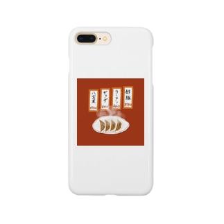 中華屋の餃子 Smartphone cases