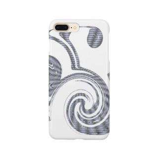 新しい音楽(演奏)記号 Smartphone cases