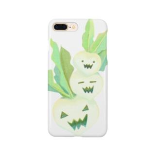 かぶのおばけ Smartphone cases