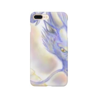 幸運の青龍 Smartphone cases
