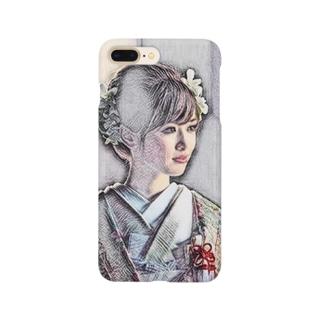 お見合い Smartphone cases