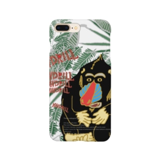 【MANDRILL】 Smartphone cases