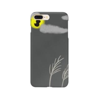 月見 Smartphone cases