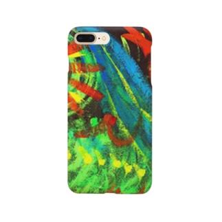 ギョロ Smartphone cases
