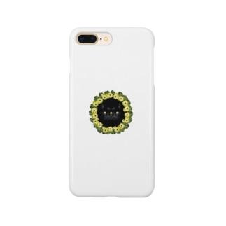 猫花 Smartphone cases