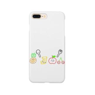 食育  Smartphone cases