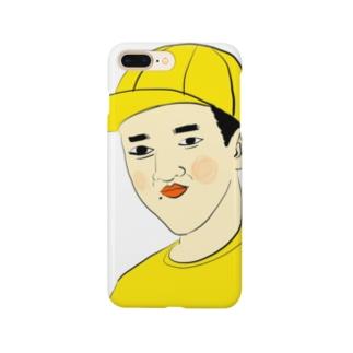 YUBESHIのつうこうにん Smartphone cases