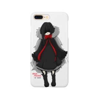 【オリジナルキャラクター】ムニン Smartphone cases