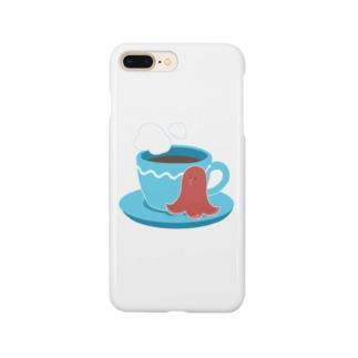ウインナーコーヒー Smartphone cases