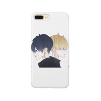 大和と耕四郎 Smartphone cases