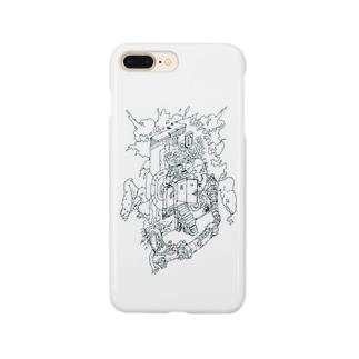 inspirit1【a.ver】 Smartphone cases