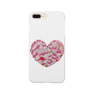 Ella Heart Smartphone cases