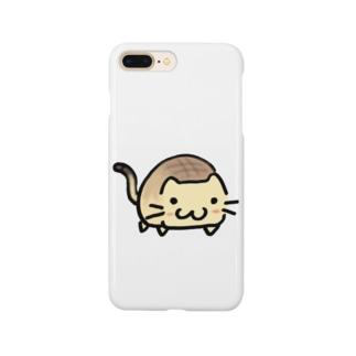 ネコぱん(メロンパン) Smartphone cases