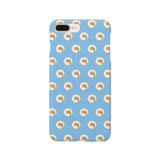 犬のしっぽ Smartphone cases