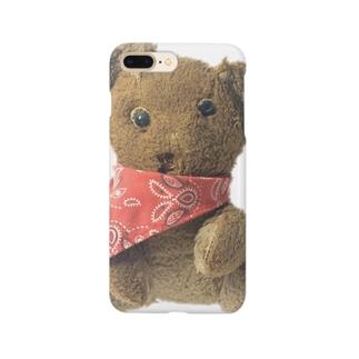 ぼくペピーちゃん Smartphone cases