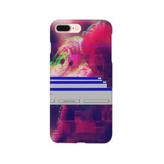 鳥 ばぐ Smartphone cases