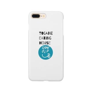 セイムオールド ロゴ Smartphone cases