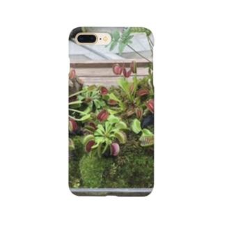 ハエトリ草 Smartphone cases