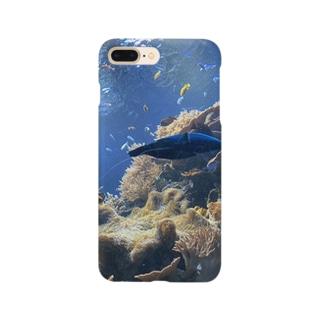 水族館 Smartphone cases