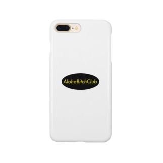 AlohaBitchClub オリジナル Smartphone cases