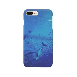 海中散歩 Smartphone cases
