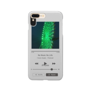 iPhone埋め込んじゃいました Smartphone cases