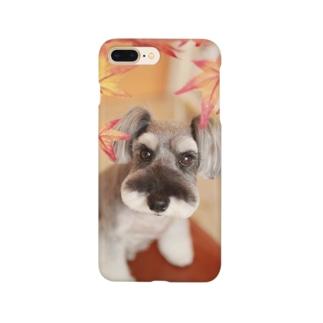 シュナ♡シュナ Smartphone cases