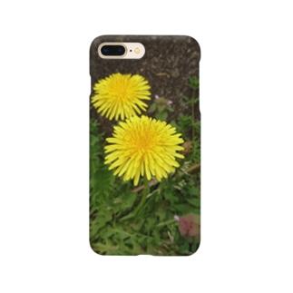 たんぽぽ Smartphone cases