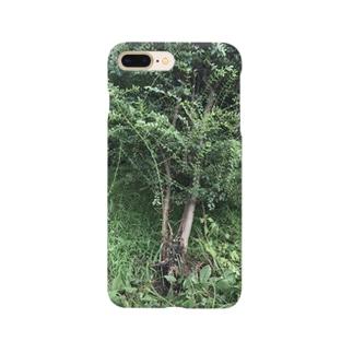 倒木 Smartphone cases