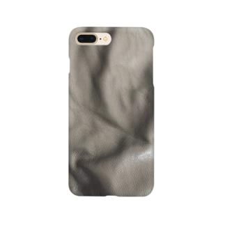 牛革くん Smartphone cases