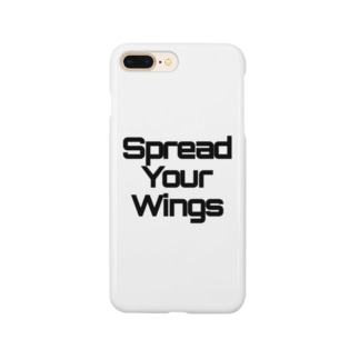 Spread Your Wings Smartphone cases