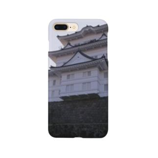 城(小田原) Smartphone cases