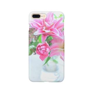 豊かな暮らし♡ローズリリー Smartphone cases