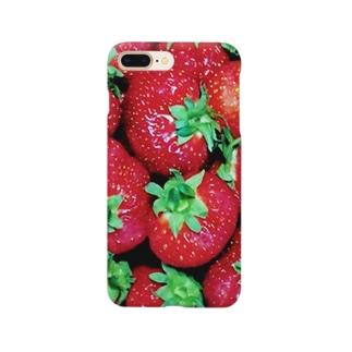 アカイチゴ Smartphone cases