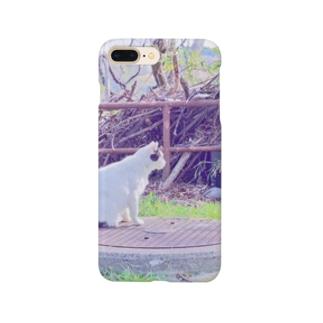 にゃんころ Smartphone cases