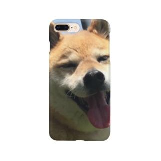笑う犬には、福が来る‼︎ Smartphone cases
